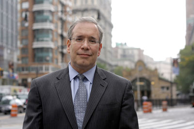 Scott Stringer Comptroller on making the grade