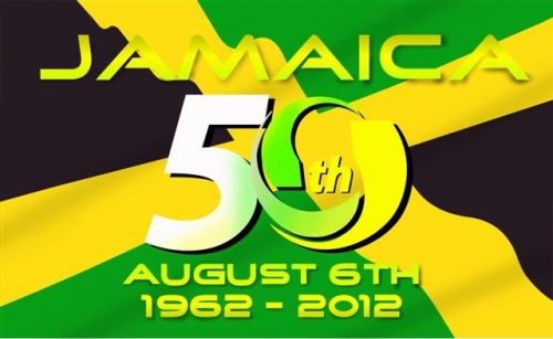 Jamaica's 50th